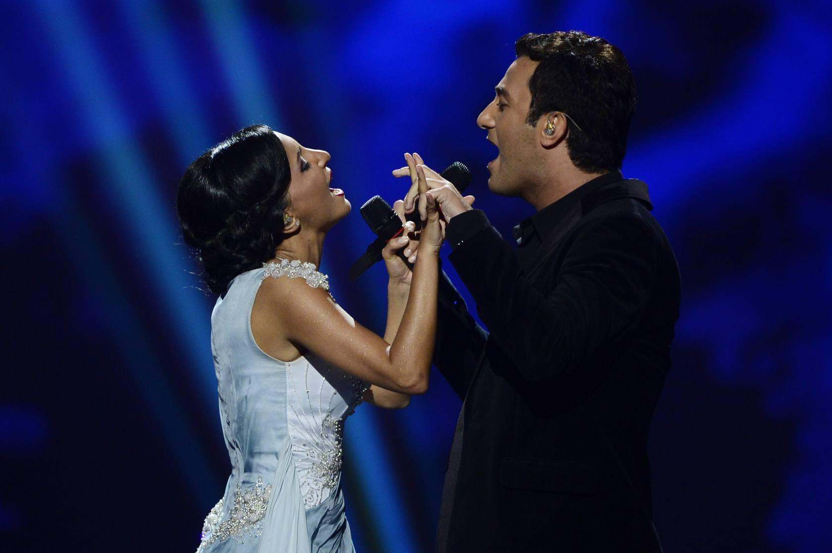 Festival de Eurovisión 2013