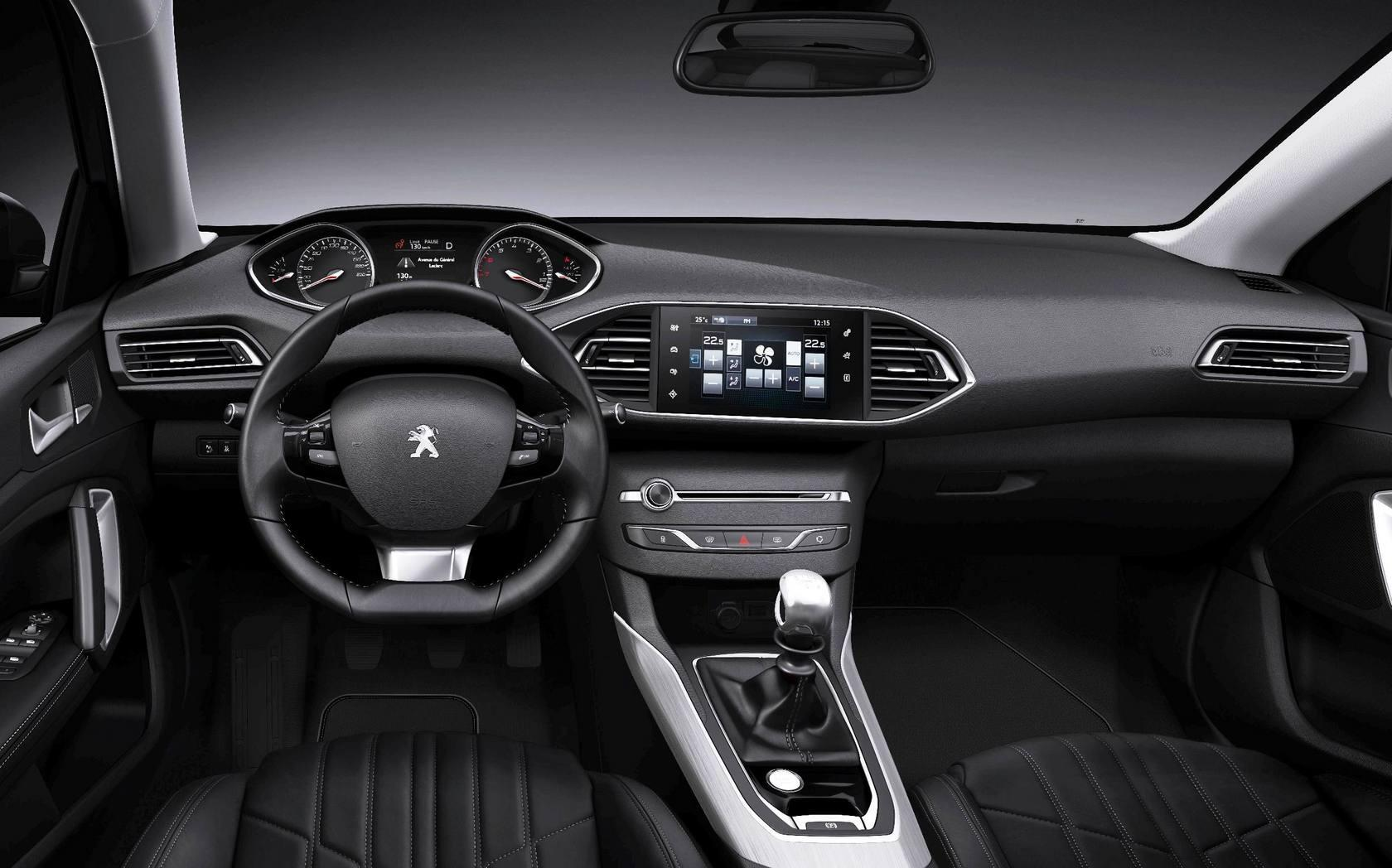 Nuevo Peugeot 308