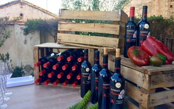 Visita a bodega + cata de vinos para 2 personas