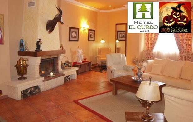 Halloween en Cazorla, hotel 4 Estrellas,  2 noches + excursión por las Ánimas.