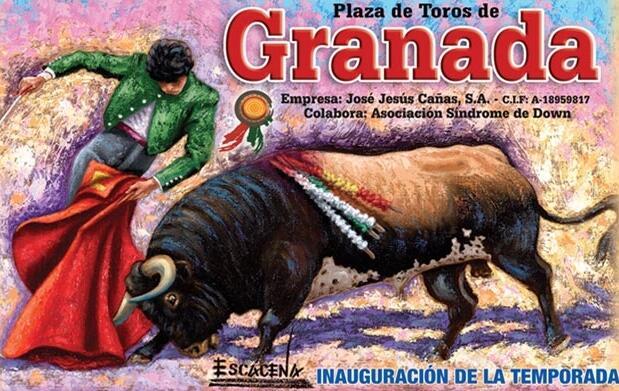 Gran corrida de Toros en Granada