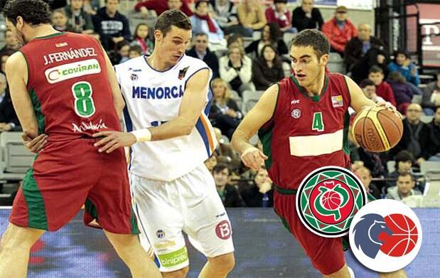 CB Granada vs Breogán (Lugo)