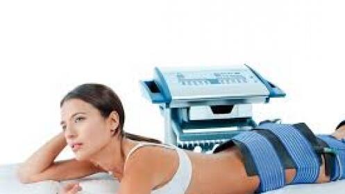 Maracena: electroestimulación + mesoterapia + termosudación + plataforma vibratoria