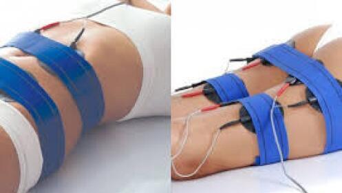 Zona Pérez Galdós: electroestimulación + mesoterapia + termosudación + plataforma vibratoria
