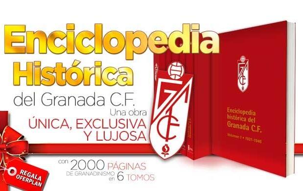 Enciclopedia Histórica del Granada C.F.