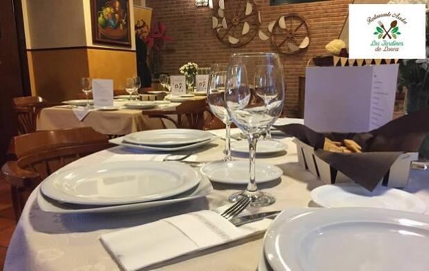 Paella para 2 en Los Jardines de Lorca