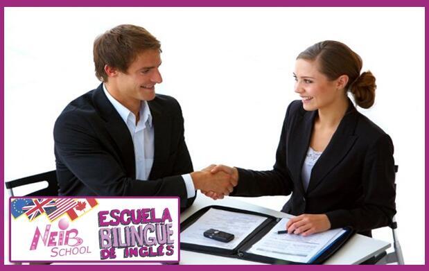 Prepara entrevistas de trabajo en inglés