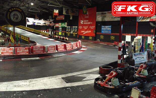 Supertanda de Karting
