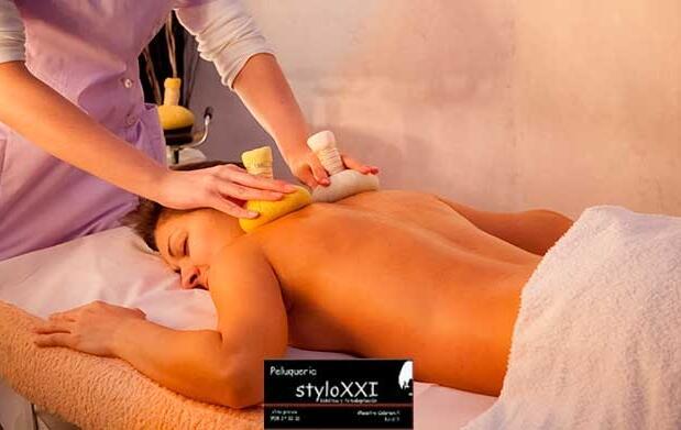 1 o 3 masajes desde 12 euros a elegir!! Relájate