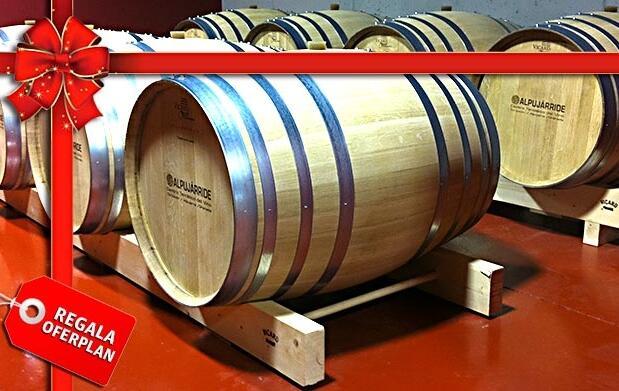Visita la bodega con cata de vinos para 2