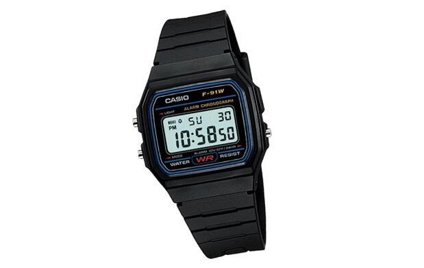Reloj Casio Vintage Negro por 11€