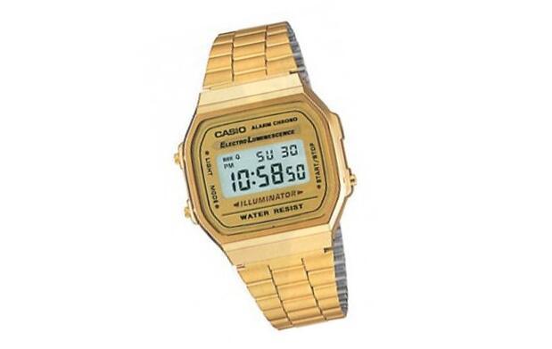 Reloj Casio Vintage Oro por 29€