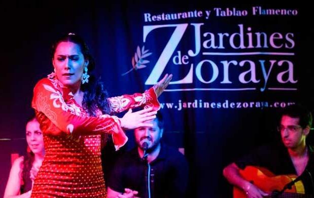 Tapeo y flamenco en el Albaicín