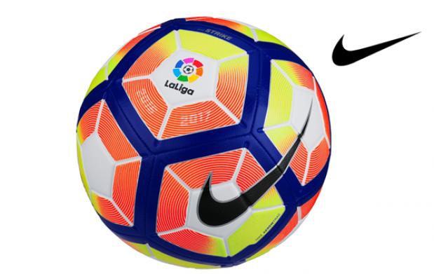 Balón NIKE de futbol liga 2016/2017
