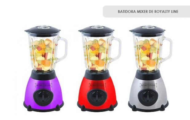 Batidora Mixer de Royalty Line