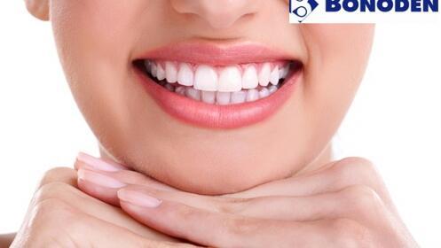Limpieza dental + blanqueamiento led por 49 €