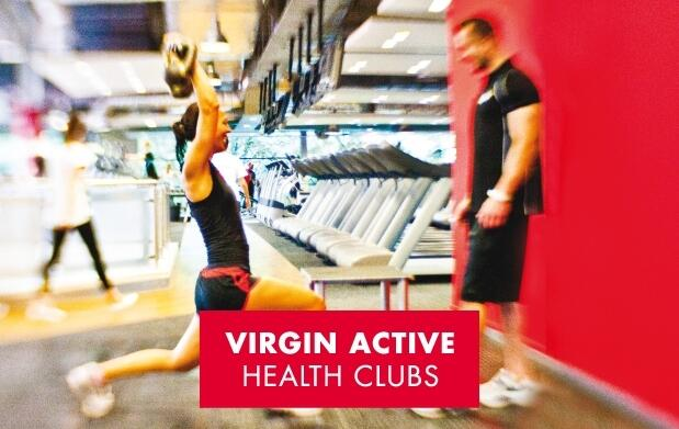 Spa + Entrenamiento en Virgin Active