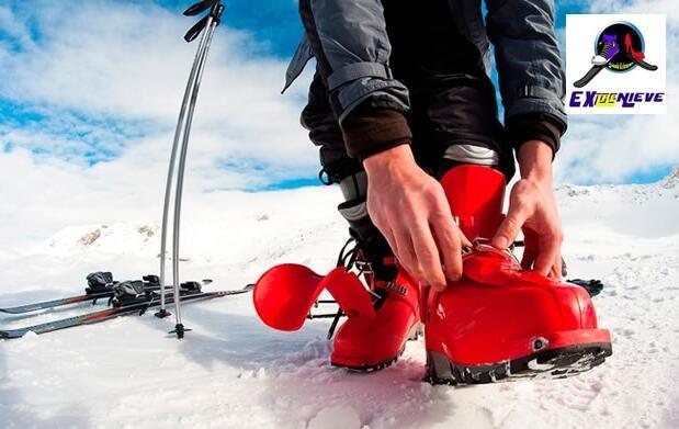 Curso de esquí de 2 o 4 horas