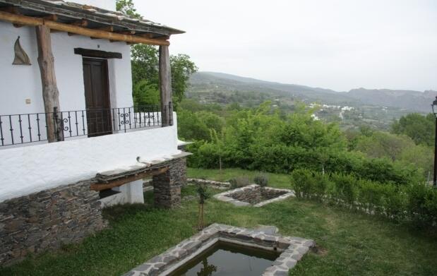 Alojamiento de lujo en plena Alpujarra