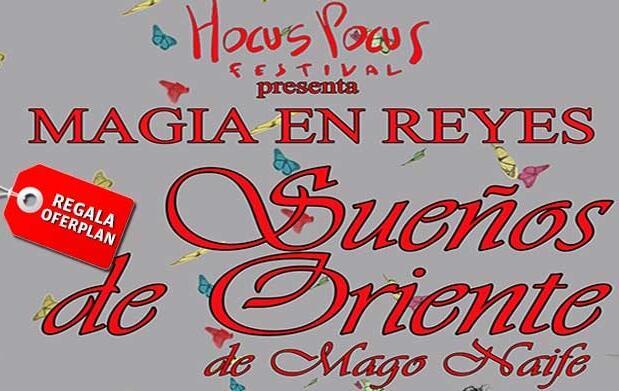 Hocus Pocus: magia en Reyes