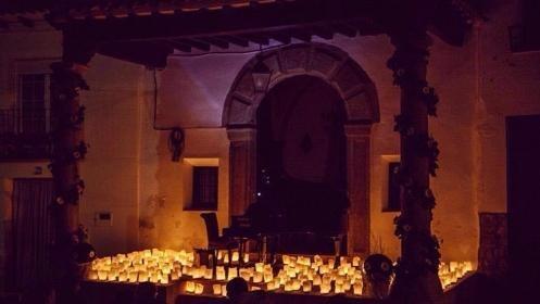 Entradas 1 piano & 200 velas en Granada