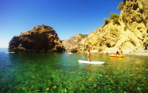 Excursión en Stand Up Paddle Surf por sólo 12 €