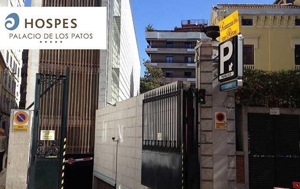 Aparcamiento en el Centro de Granada