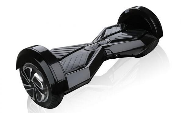 Patinete eléctrico Infinite 8'' negro