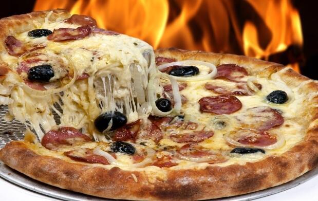 Pizza Mediana a precio enano, 2 euros