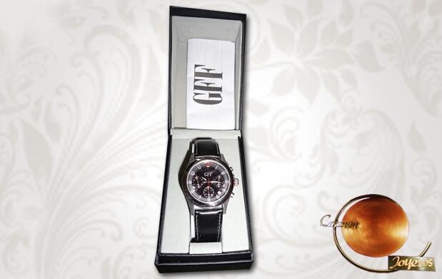 Reloj diseño de Gianfranco Ferre