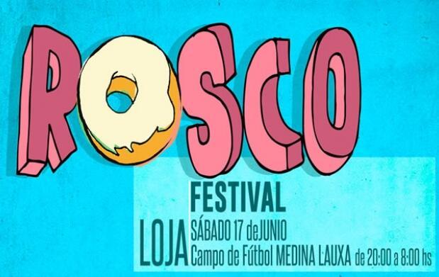 Entradas para Rosco Festival con Antonio Arias