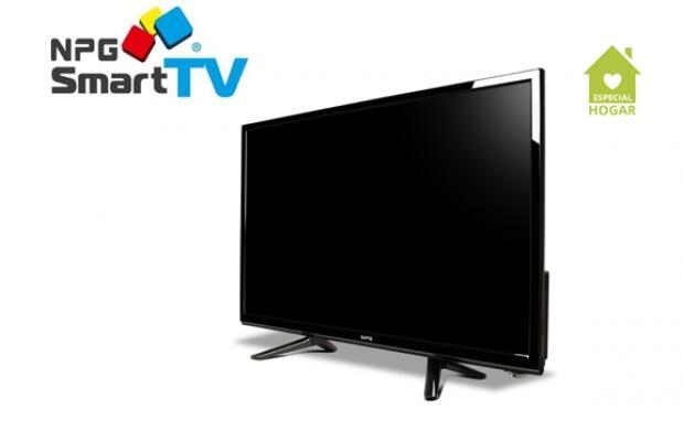 """TV D-LED 24"""" HD 1080p Smart TV NPG"""
