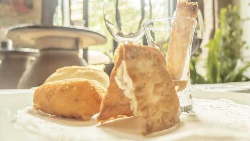 Menú Gourmet para 2 en Restaurante Las Conchas