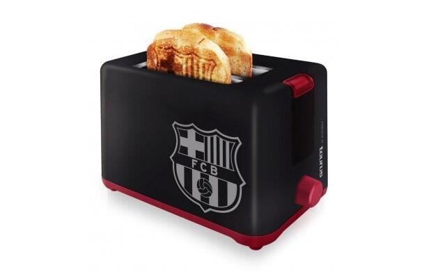 Tostadora doble ranura Barça