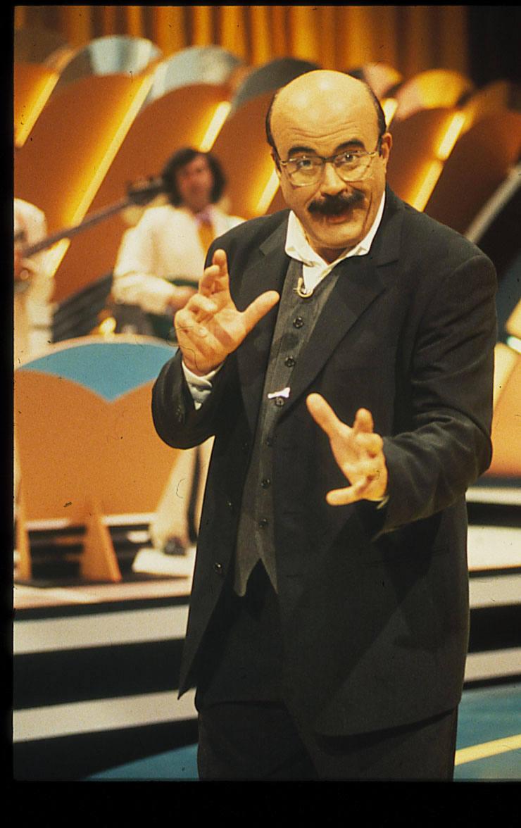 Adiós a Constantino Romero