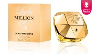 Perfume Mujer Lady Million de Paco Rabanne
