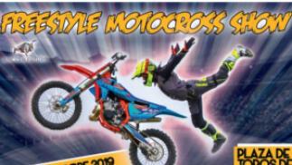 Freestyle Motocross Granada, 11 octubre