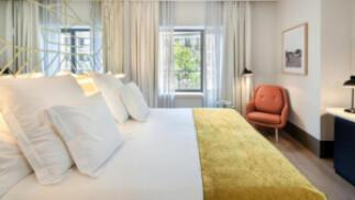 Alojamiento Hotel Barceló Torre de Madrid 5* + Entrada doble Reina Sofía