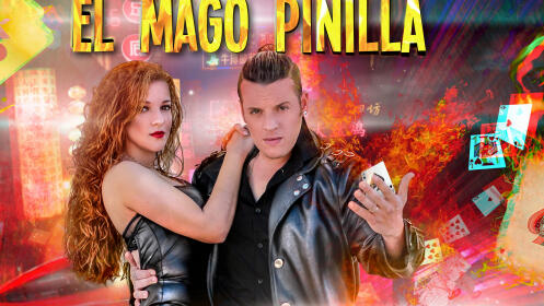 El Mago Pinilla - The Power of Magic, 19 enero
