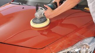 Encerado de coche completo + lavado + pintura + pulido de faros por 55 €