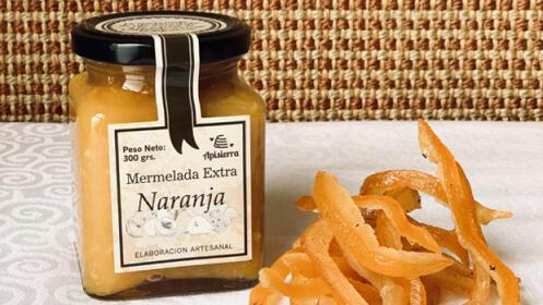 3 Tarros de miel (1,3 kg) + mermelada artesana (300 gr) + regalo