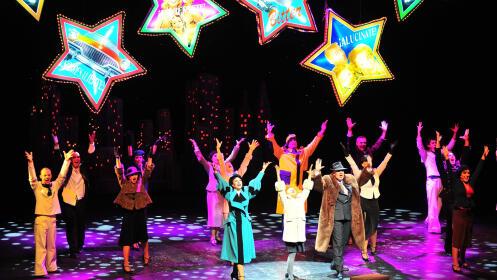 Annie - El Musical, 3 enero