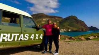 Ruta 4X4 por Cabo de Gata + Sesión de Fotos (2:30h)