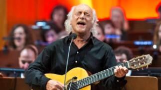 """V Festival de la Guitarra - Amancio Prada: """"Libremente""""- 22 de Julio"""