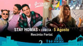 Entradas Cooltural Go!: Stay Homas + Lu&Cia,  5 Agosto