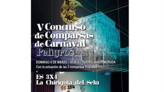 La Chirigota del Selu + final comparsas Carnaval de Peligros – 8 de marzo