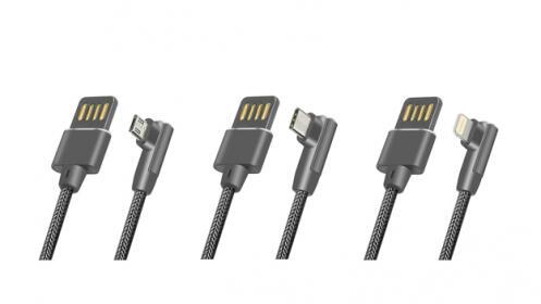 Pack de 2 cables para smartphone