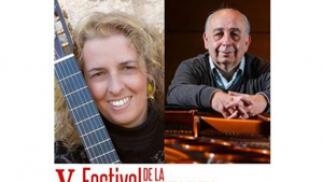 V Festival de la Guitarra - María Esther Guzmán y Juan José Muñoz- 5 de Agosto