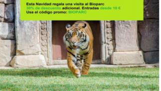 Código promo BIOPARC, entradas desde 10 €
