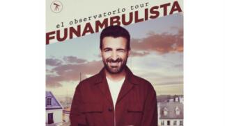 Concierto Funambulista, 24 enero